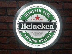 Luminaria Heineken  - 25cm