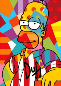 Placa MDF 28 x 20 - Simpson Duff