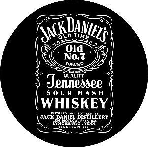 Placa MDF 20 CM - Jack Daniel´s