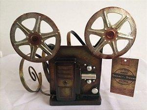 Porta Vinho Projetor Filme