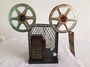 Porta Rolhas Projetor de Filmes