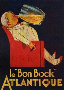 Placa MDF 28 x 20 - Le Bon Bock