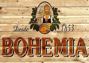 Placa MDF 28 x 20 - Bohemia