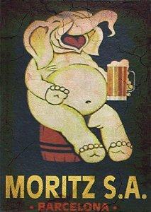 Placa MDF 28 x 20 - Moritz S.A.