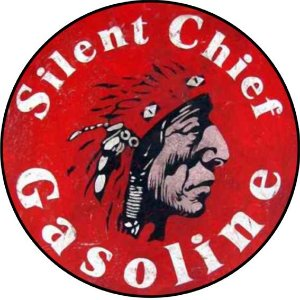 Placa MDF 20 CM - Silent Chief Gasoline