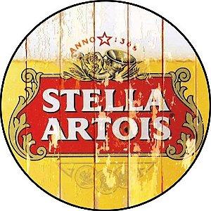 Placa MDF 20 CM - Stella Artois