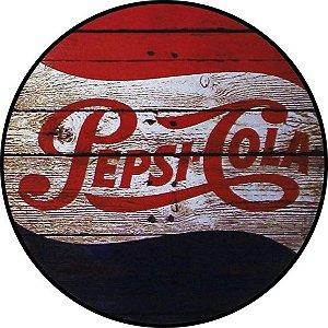 Placa MDF 20 CM - Pepsi Cola