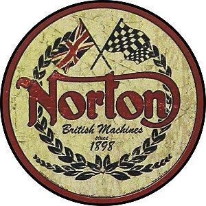 Placa MDF 20 CM - Norton