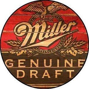 Placa MDF 30 CM - Miller