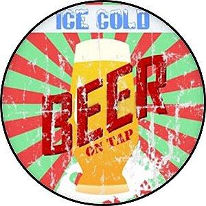 Placa MDF 20 CM - Beer