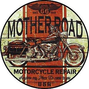Placa MDF 20 CM - Mother Road