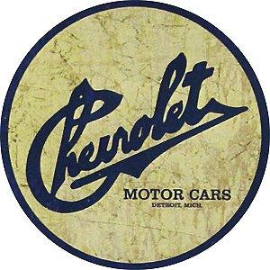 Placa MDF 20 CM - Chevrolet
