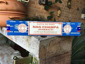 Incenso Massala Nag Champa Azul