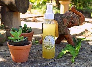 Repelente Natural 120ml Óleos de Andiroba  Neem / Óleos essenciais de Citronela, Capim Limão e Lavanda.