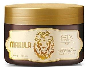 Mascara de tratamento hiper nutrição felps Marula 300g