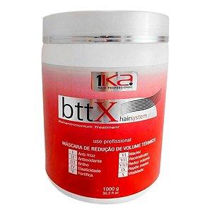 Mascara de Tratamento Térmico Profissional BTTX- Botox Capilar 1ka 10em1 1kg