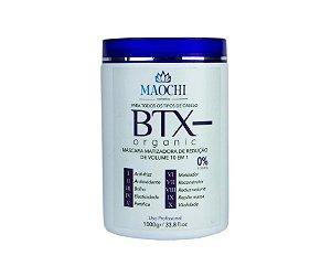 Maochi Botox Capilar Matizador Desamarelador Btx Blue 1kg