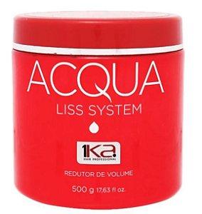 1ka Acqua Liss System 500g  Escova Progressiva