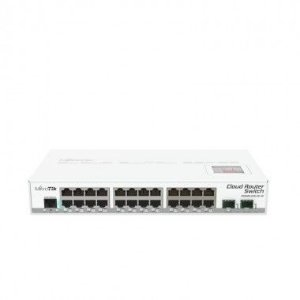Mikrotik Cloud Core Router Switch - CRS226-24G-2S+IN L5
