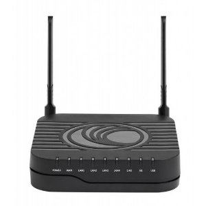 cnPilot - R201P 802.11AC dual band Gigabit WLAN Router with ATA (com PoE)