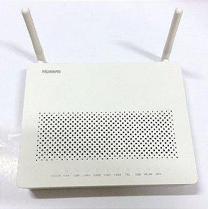 Kit com 10 ONU GPON WIFI HUAWEI HG8546M 1POTS+4LAN 10/100MBPS