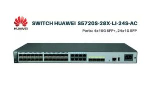 SWITCH HUAWEI 24P S5720-28X-LI-24S-AC