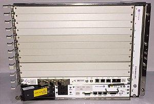 """OLT ALCATEL-LUCENT 7360 ISAM FX-8 19"""" 10G UPLINK DC"""