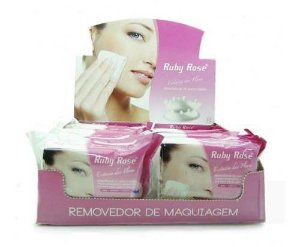 Removedor de Maquiagem HB 200 Rosa