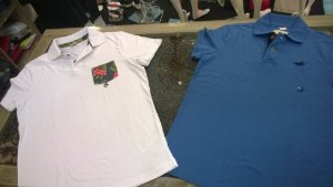 Polo Hollister Masculina