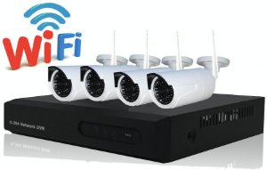 KIT NVR Wireless