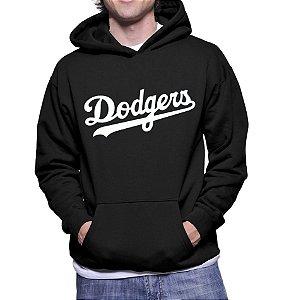 Moletom Los Angeles Dodgers Times beisebol - Moletons Personalizados Blusa / Casacos Baratos / Blusão / Jaqueta Canguru