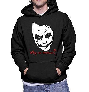 Moletom Masculino Coringa Batman Charada - Moletons Personalizados Blusa/ Casacos Baratos/ Blusão/ Jaqueta Canguru