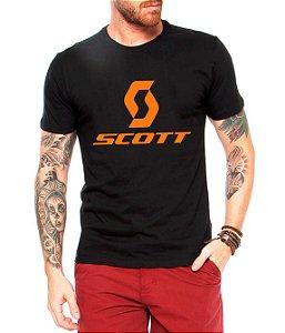 Camiseta Masculina Scott No Shortcuts - Ciclismo Ciclo Mountain Bike Cicloturismo Urbano Bicicleta Ciclocross