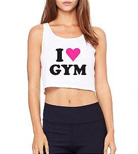 Top Cropped Blusa Branco Frases Academia Fitness Love Gym Modelos Femininos Comprar Online Camiseta Regata Roupa- Modelos Femininos Camiseta Regata Roupa da Moda Personalizadas/ Customizadas/ Camiseteria/ Camisa T-shirts Baratas Modelos Legais Loja Online