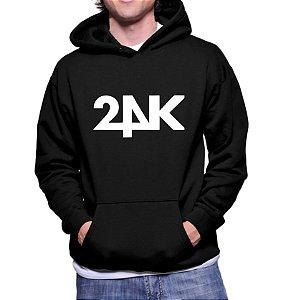 Moletom Masculino Kpop Banda 24K K-pop - Moletons Blusa de Frio Casacos Baratos Blusão Canguru Loja Online