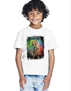 Camiseta Infantil Menino Baby Groot Guardiões Da Galáxia Filme  - Personalizadas/ Customizadas/ Estampadas/ Camiseteria/ Estamparia/ Estampar/ Personalizar/ Customizar/ Criar/ Camisa Blusas Baratas Modelos Legais Loja Online