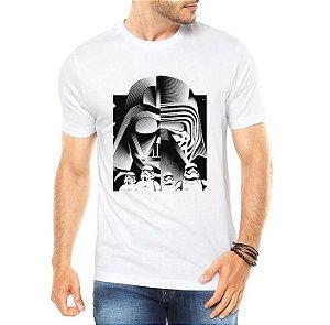 Camiseta Masculina Star Wars Stormtrumper Darth Vader Filme - Personalizadas/ Customizadas/ Estampadas/ Camiseteria/ Estamparia/ Estampar/ Personalizar/ Customizar/ Criar/ Camisa Blusas Baratas Modelos Legais Loja Online