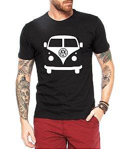 Camiseta Masculina Kombi Carro Antigo Clássico - Personalizadas/ Customizadas/ Estampadas/ Camiseteria/ Estamparia/ Estampar/ Personalizar/ Customizar/ Criar/ Camisa Blusas Baratas Modelos Legais Loja Online