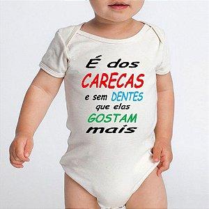 Body Bebê Frases Engraçadas e Divertidas Carecas  - Roupinhas Macacão Infantil Bodies Roupa Manga Curta Menino Menina Personalizados