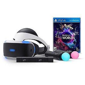 PLAYSTATION VR BUNDLE SONY COMPLETO