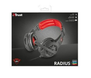 HEADSET GXT 319 TRUST  PS4/ONE/SWITCH