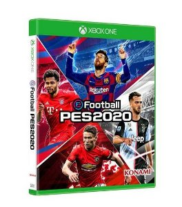 PES 20 XBOX ONE