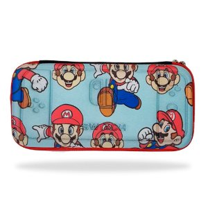 CASE SWITCH TEMÁTICA SUPER MÁRIO BROS