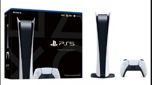 PLAYSTATION 5 DIGITAL EDITION  825GB  (BREVE PRÉ-VENDA)