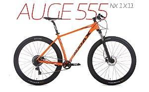 Bicicleta aro 29 Audax Auge 555 Sram NX 11v aro 29