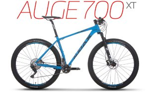 Bicicleta Audax Auge 700 XT M8000 aro 29