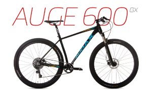 Bicicleta Audax Auge 600 Sram GX 11V aro 29