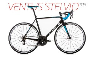 Bicicleta Audax Ventus Stelvio 105 2017