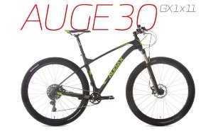 Bicicleta Audax Auge 30 Sram GX 1x11 aro 29