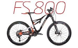Bicicleta Audax FS800 2017